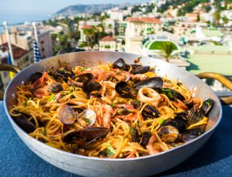 San Remo Spaghetti Marinara